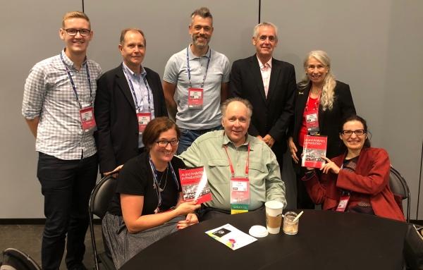 Meeting Ted Dunning & Ellen Friedman